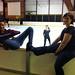 Socks Appeal aime la glisse, à la patinoire Elena Issatchenko