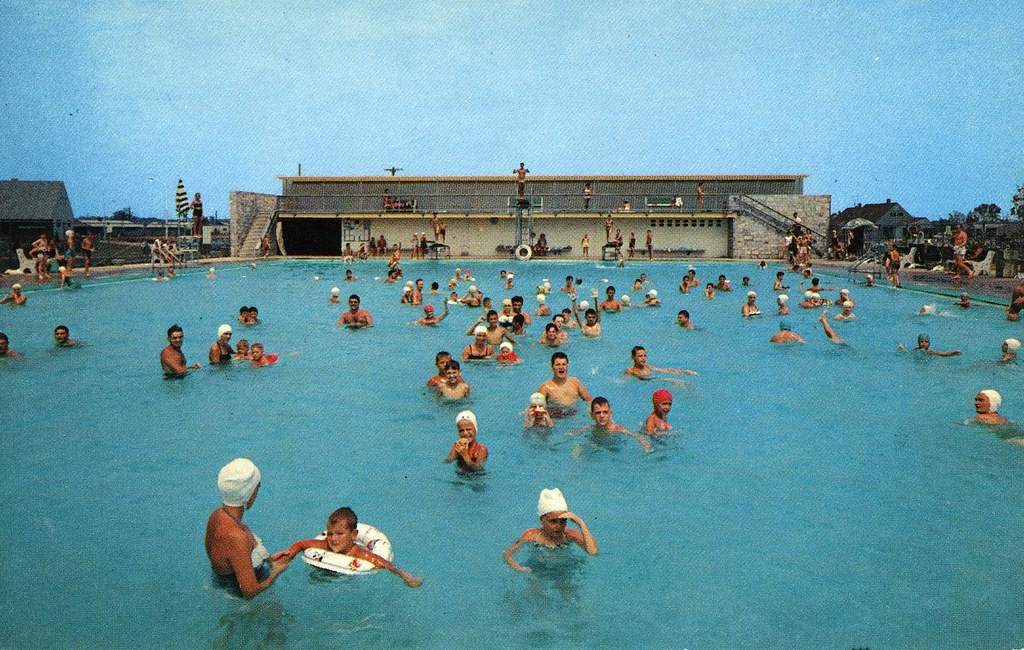 Swimming Pool Levittown PA Flickr Photo Sharing