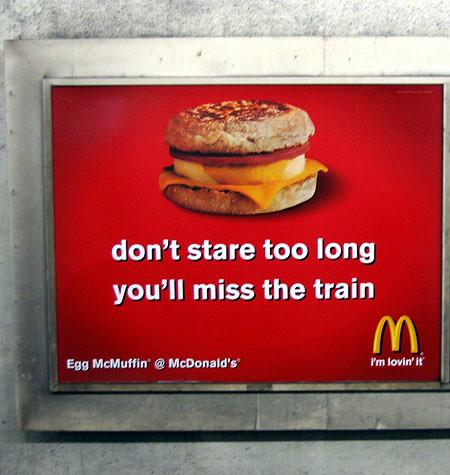 essays on mcdonalds advertising