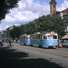 Tram in Gothenburgh 1963