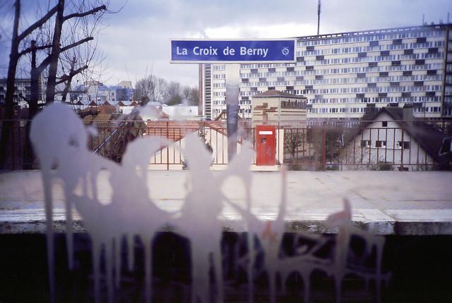rer station 22jan1 la croix de berny france taken in flickr photo sharing. Black Bedroom Furniture Sets. Home Design Ideas