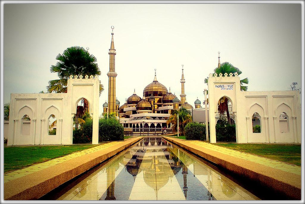 Homestay Masjid Kristal Photography™ Masjid Kristal