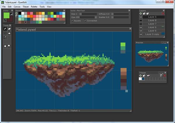 Pixel Edit скачать торрент - фото 6