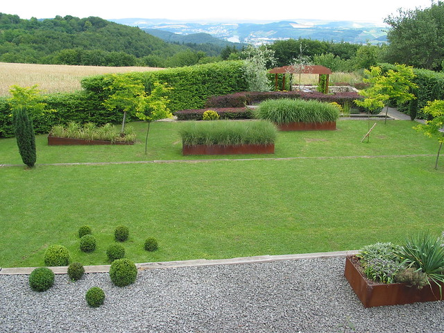 Flickr photo sharing - Gartengestaltung mit rost ...