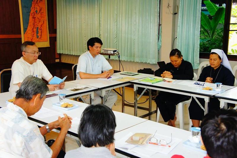 ประชุมคณะกรรมการคำสอนสังฆมณฑลเชียงใหม่
