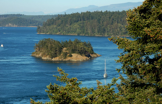 Whidbey Island Beaches Map