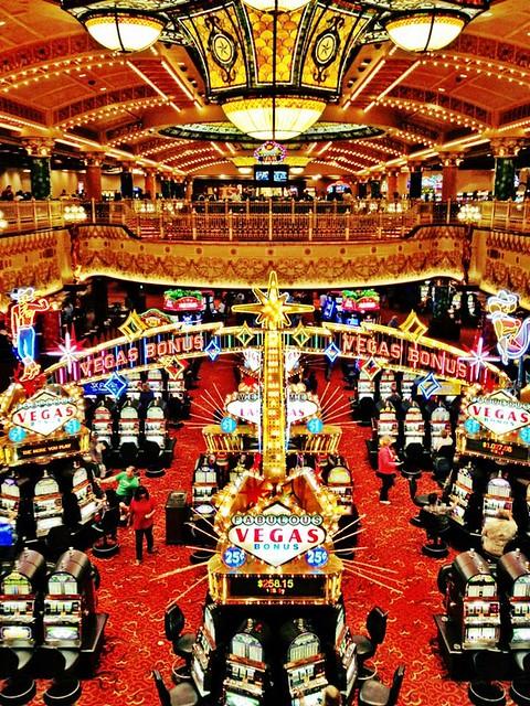 Ameristar casino slot machines