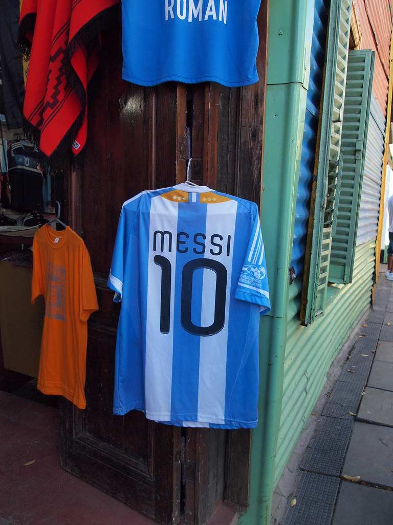 Argentina New Jersey World Cup 2018