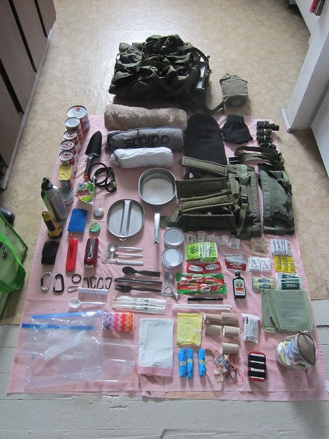Bug Out Bag Contents Bug Out Bag Contents |...
