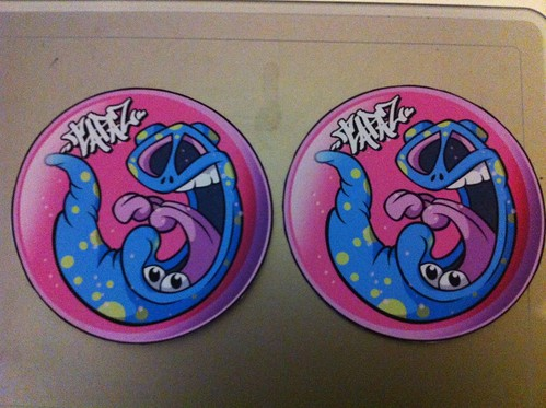 New sticker | by tapaz_art -DSK-