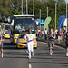 May 2012 - the Olympic torch comes to Swansea University