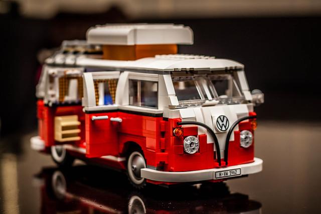 lego creator 1962 volkswagen t1 camper van flickr photo sharing. Black Bedroom Furniture Sets. Home Design Ideas