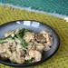 Shrimp & Sausage Gnocchi with Asparagus