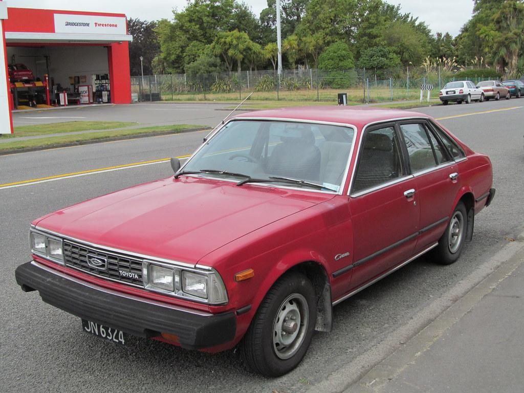 1980 Toyota Corona Xt Liftback These Coronas Disappeared