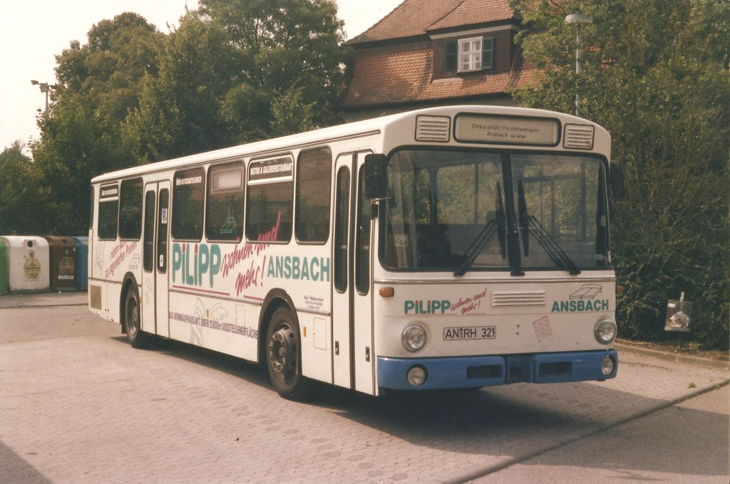 an rh 321 this bus was spotted in ansbach germany circa 1 flickr. Black Bedroom Furniture Sets. Home Design Ideas