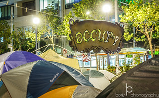 Occupy SF | by meandfrenchie