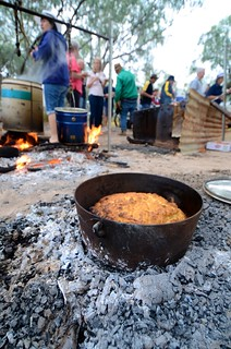 Damper Outback style | by Tourism Queensland