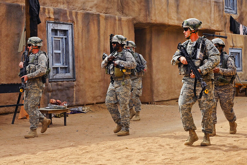 Situation training exercise | by The U.S. Army