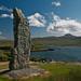 the durnish standing stone isle of skye
