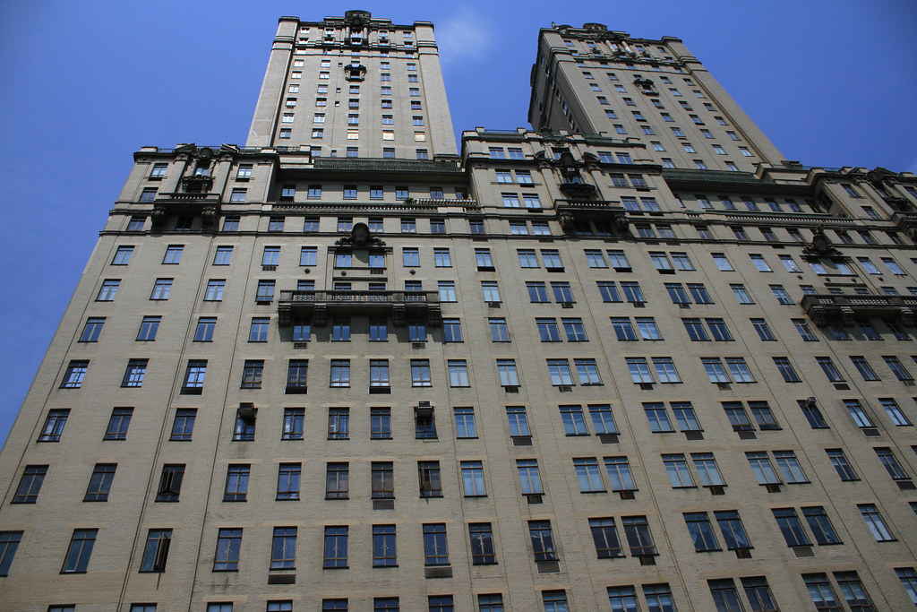 San remo apartments upper west side manhattan new york for Apartments upper west side manhattan