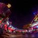 Magic Kingdom: Tomorrowland at night