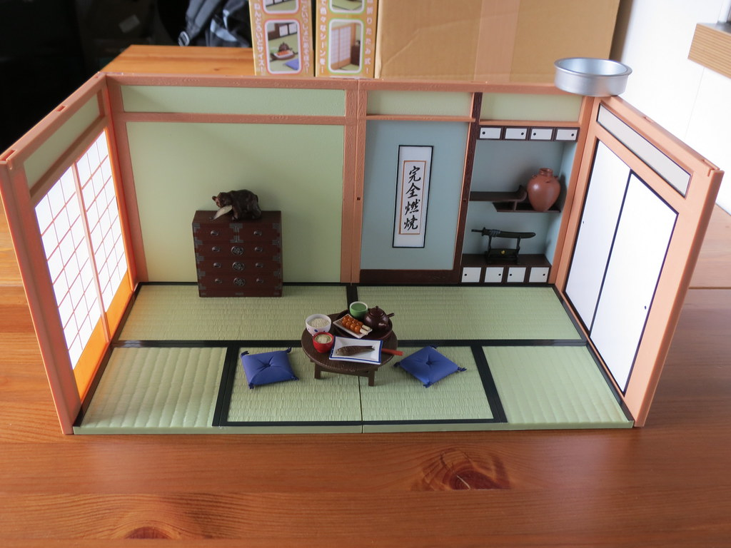 Nendoroid Playset Japanese Life It Cost Me 3x The