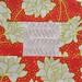 Block 8: Undulating tucks – Textured quilt sampler tutorial