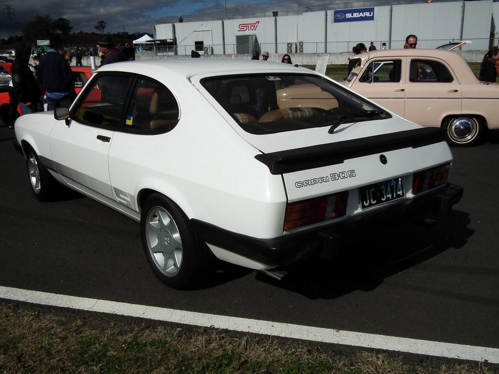 1980 Ford Capri Mk III 3.0 S coupe | 1980 Ford Capri Mk ...