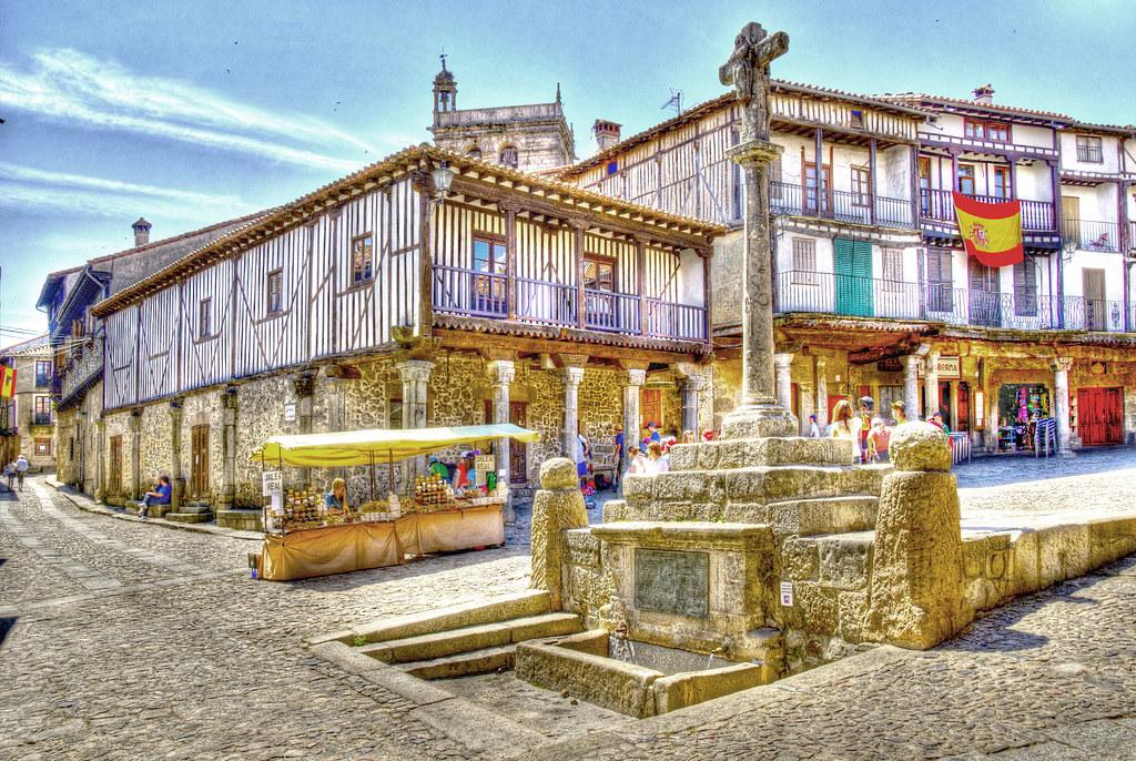 La alberca salamanca nombrar la sierra de francia es for Alberca pueblo de salamanca