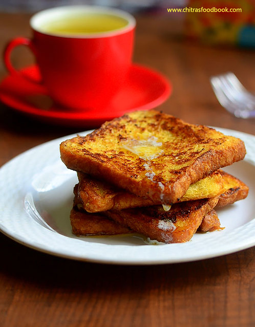 French toast without egg