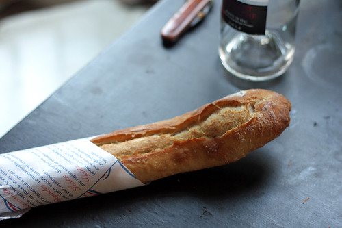 la baguette | by David Lebovitz