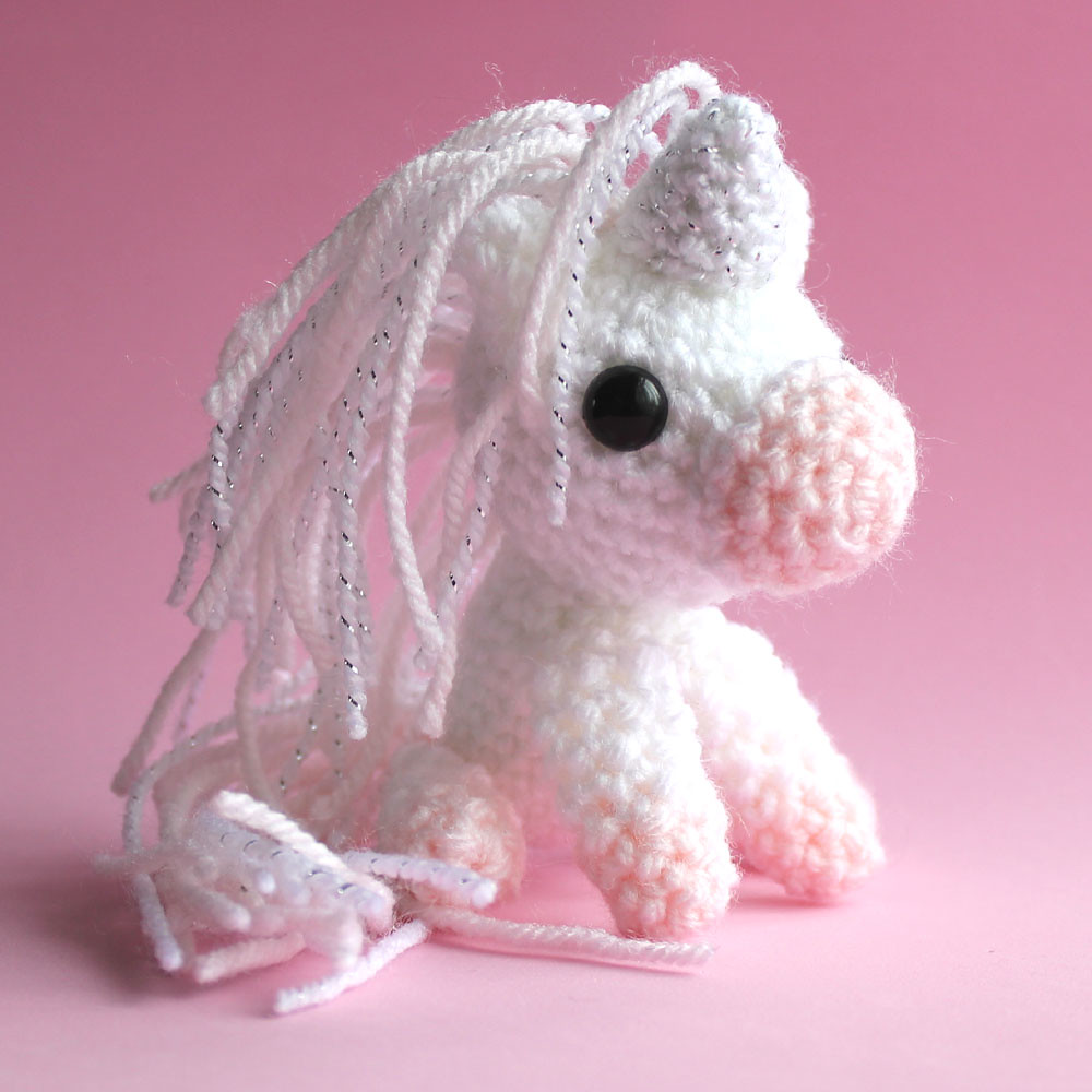 Amigurumi Meaning : Amigurumi Unicorn Been meaning to design and make an ...