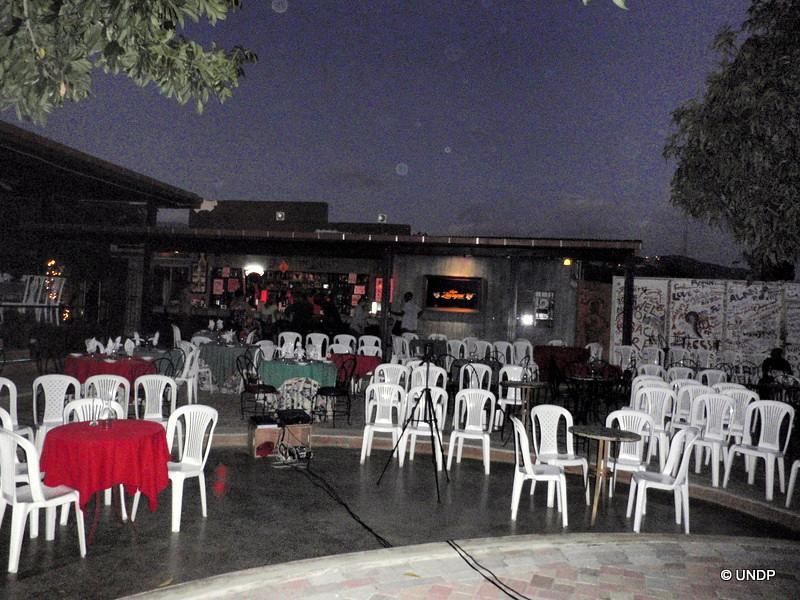 Cafe Venue Hours