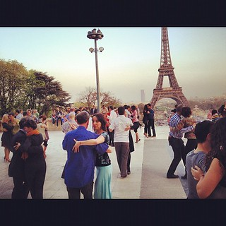 Last (night's) tango in Paris | by EdnaZ