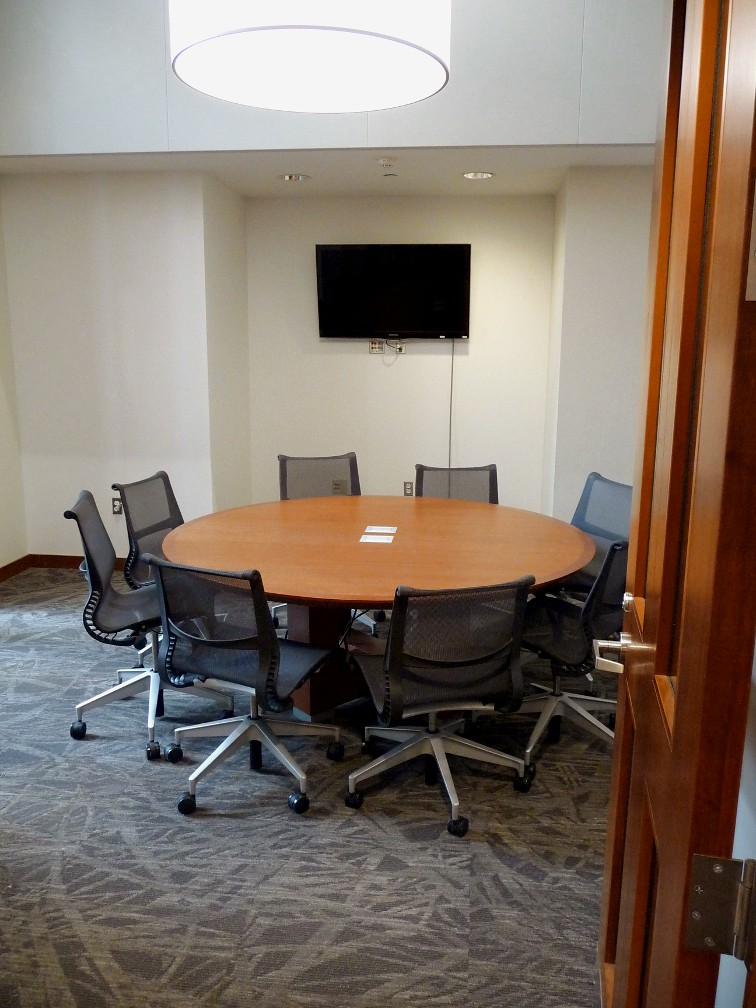 Foster Study Room Reservation