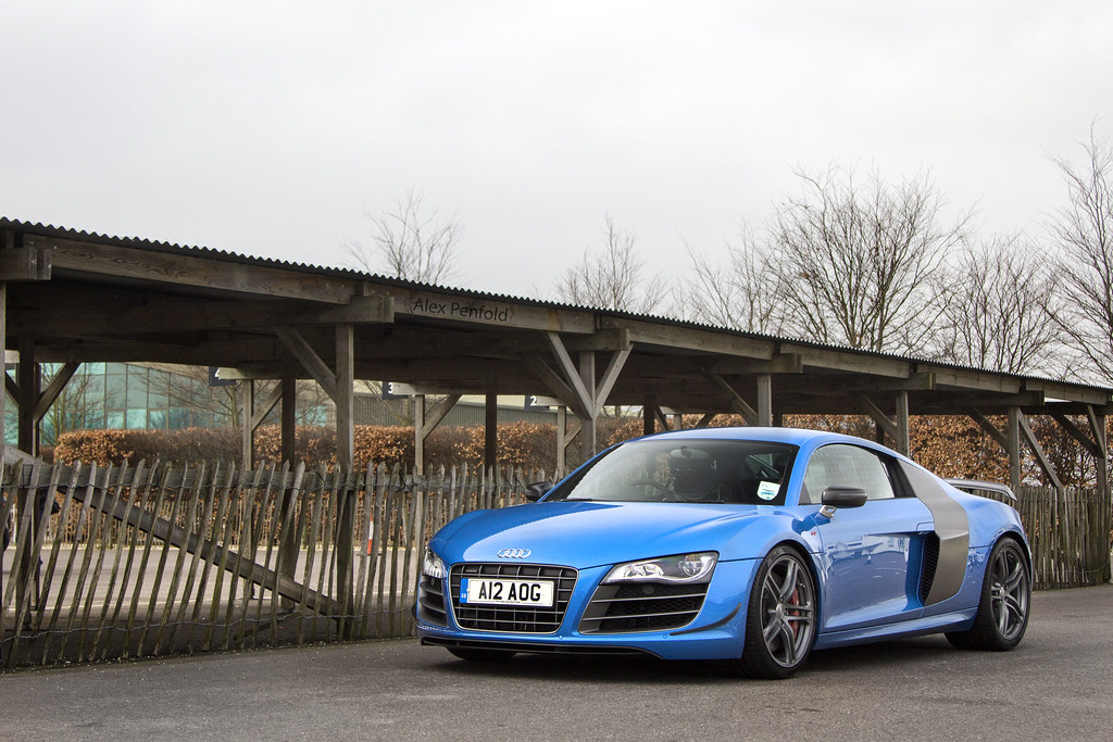 Gt Never Seen This Colour On An Audi Before Let Alone