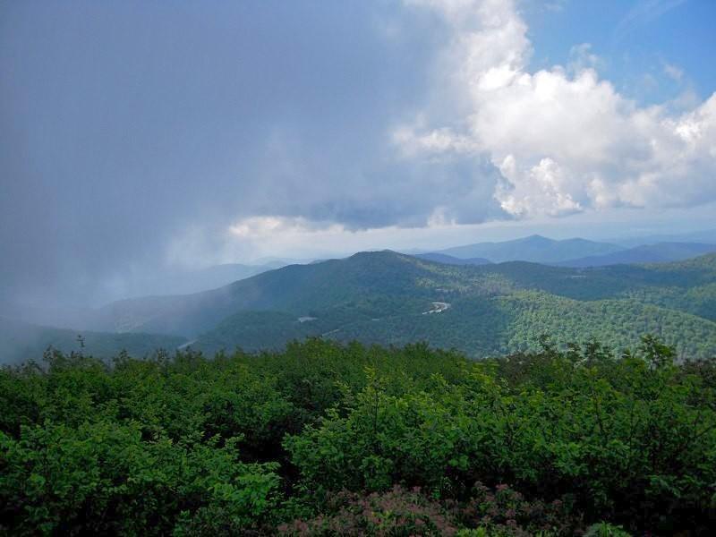 Cold Mountain  North Carolina