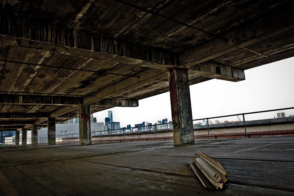 Abandoned car park Melbourne | Demp2 | Flickr