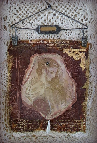 Ophelia wall hanging | by adorn12