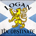 Logan the Obstinate, Strong Scottish Ale