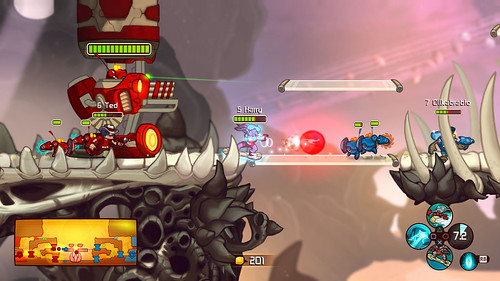Awesomenauts: New Update Characters for PS3 | by PlayStation.Blog