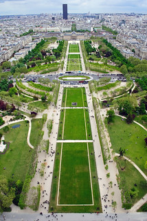 Champ du Mars and Ecole Militaire | by nydavid1234