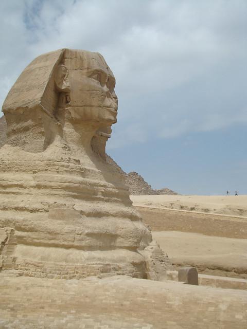 The sphinx at giza i flickr photo sharing