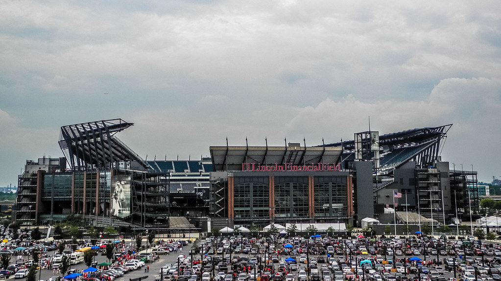 Lincoln Financial Field Home Of The Eagles Philadelphia