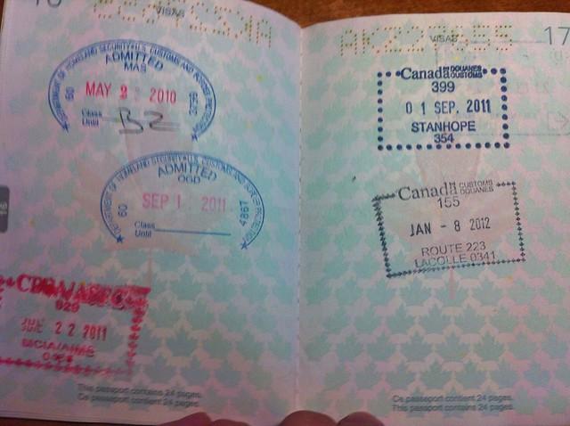 Visas by https://www.flickr.com/photos/cohencanada/
