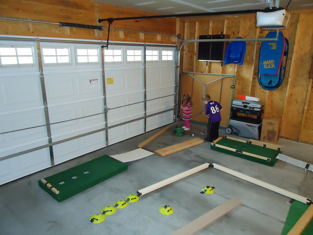 Indoor Mini Golf 3 Our Son Loves Mini Golf And With