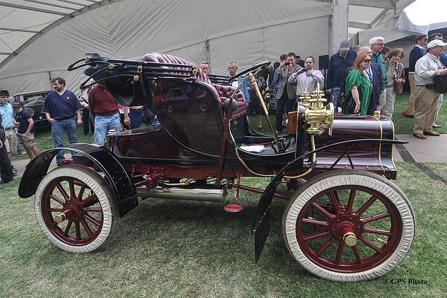 1906 Cadillac Model K: Cadillac 1906 Video