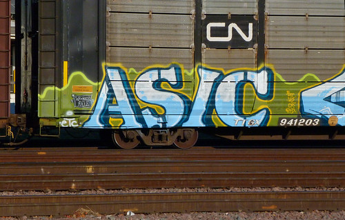 ASIC | by QsySue
