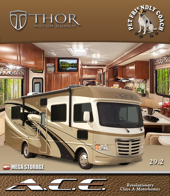 Best small class a motorhomes new 2013 rv flickr for Best motor coach reviews