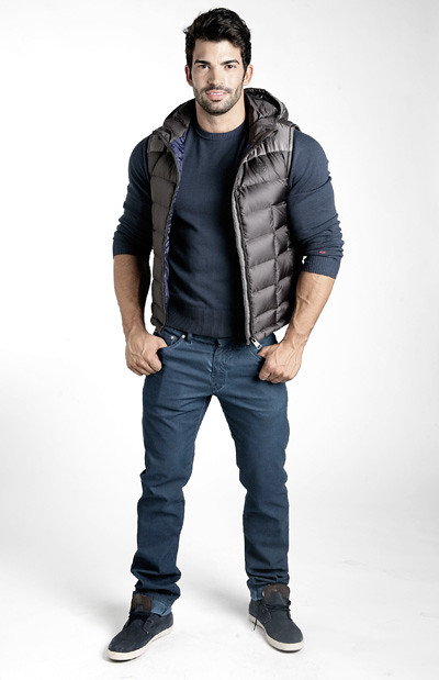 Sergi Constance In Jacket And Jeans Enrique Lin Flickr